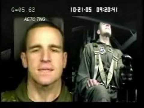 Nasa G-Force Training