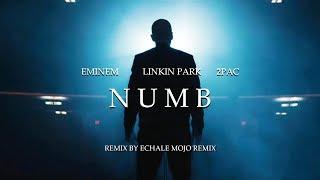 Eminem, Linkin Park & 2Pac - Numb (2019)