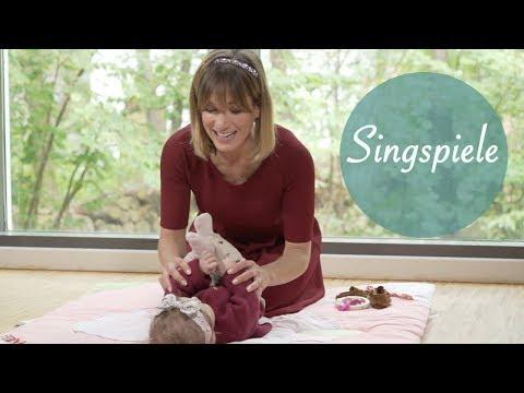 Sing- und Bewegungsspiele für Baby´s - Isi and Mum Life