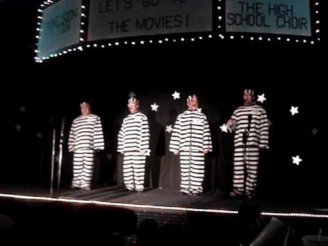 FBCNA Dinner Theater 2010 CONSTANT SORROW REHEARSAL