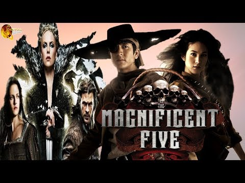 The Magnificent Five | Hindi Dubbed Thai Action Film | New HD Movie