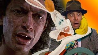 7 классных фильмов 80-х, которые вы должны посмотреть. Поездка в Америку, Роман с камнем, Муха