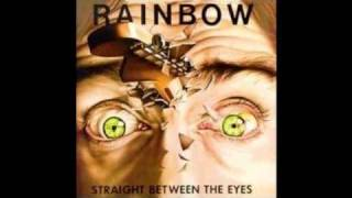 Eyes of fire -  Rainbow ( Straight berween the eyes )