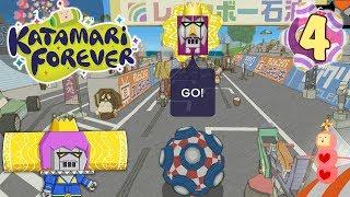 "Katamari Forever - Part 4: ""Need for Speed!"""