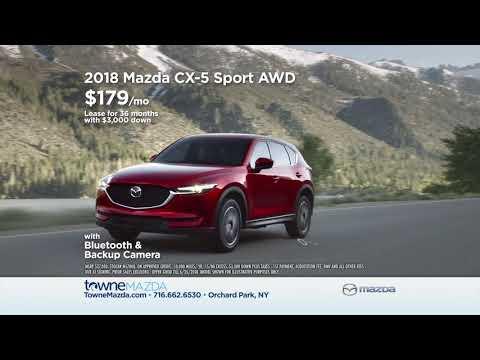 Mazda Summer Sales Event | Mazda CX-5 AWD | Special Offers & Deals @ | Towne Mazda near Buffalo NY