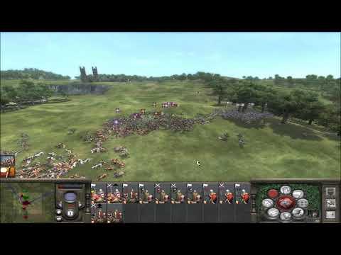Medieval II Total War Online #173: Denmark vs Byzantines