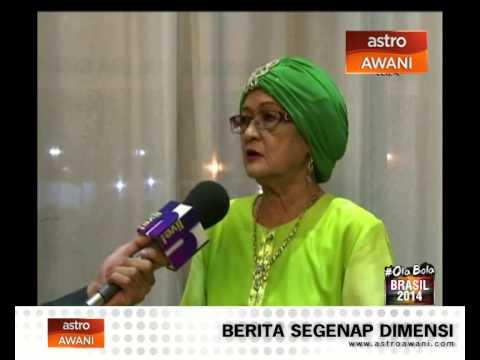 'Hanya disanjung apabila sudah tiada' - Seniwati Mariani