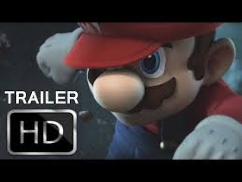 Super Mario Bros Animation Movie 2022 Tralier Nintendo Movie