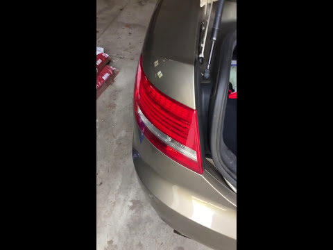 an easy fix for intermittent tail light issues on audi a6 (c6 4fan easy fix for intermittent tail light issues on audi a6 (c6 4f) 2005 2008