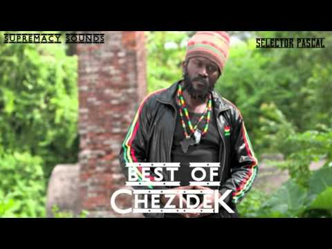 Selector Paskal - The Best Of Chezidek - Roots Reggae Revival Vol 1