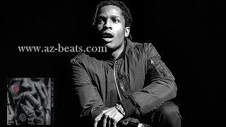 A$AP Rocky Type Beat 2015  - Benji$ - Alone (Prod. By AzBeats)