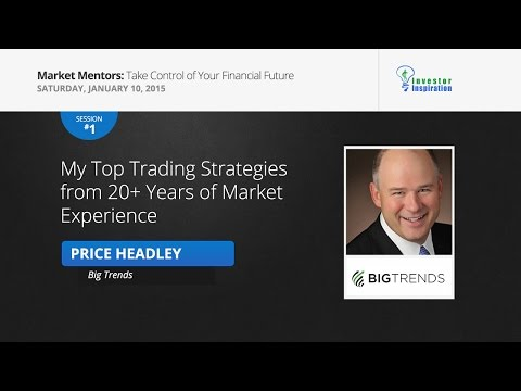 My Top Trading Strategies from 20+ Years of Market Experience | Price Headley