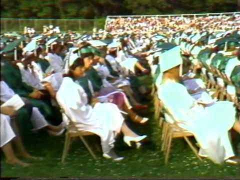 East Brunswick High School's Class of 1984 Graduation