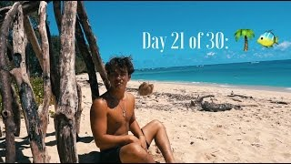 North Shore Hawaii Day 21 of 30: Leisure day