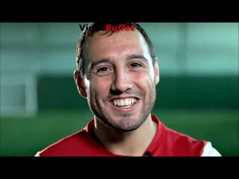 Santi Cazorla - King Of Midfield