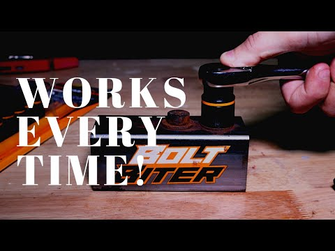 NEVER Fight Stripped/rounded Bolts Again With This AWESOME Socket!  #strippedbolt #toolreviews