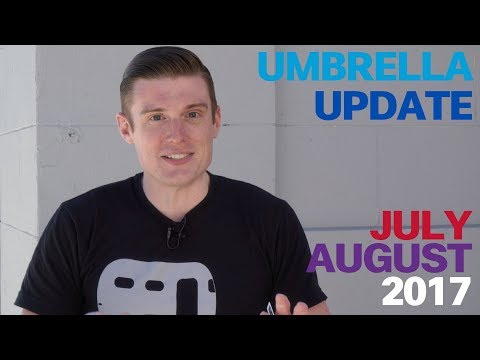 Cisco Umbrella Monthly Update – July/August 2017