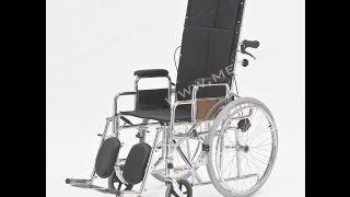 Кресло-коляска с высокой спинкой 4318А0604SP(Технические характеристики и подробную информацию можете посмотреть на нашем сайте http://www.met.ru/goods/2171/ Алюми..., 2013-12-24T12:50:33.000Z)