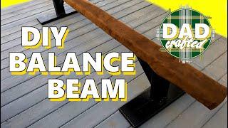 DIY Balance Beam | DadCrafted