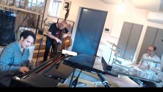 "Avishai Cohen's ""The Blue Door""-Studio Sessions Live Streaming Show (21.04.2020)"