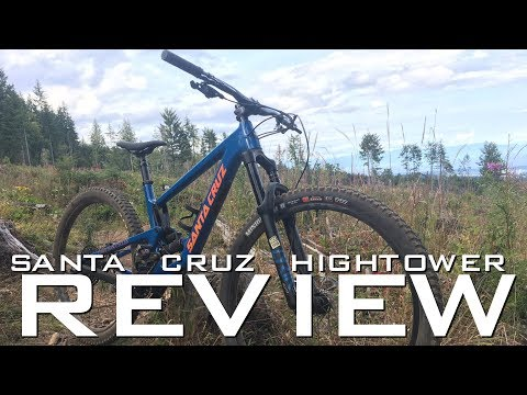 2020 Santa Cruz Hightower Review