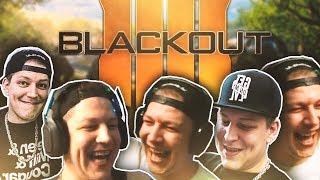 Die BESTEN und LUSTIGSTEN Momente in BLack Ops 4 | SpontanaBlack