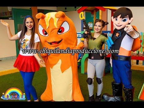 Show Infantil de Bajoterra - Chiquilandia Producciones