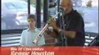 Gospel Sax & Cannon's Bbq Ribs