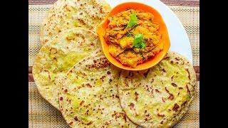 Chana dal ki Bharwan namkeen poori/ Chana Dal ka stuffed parantha/ stuffed lentil parantha