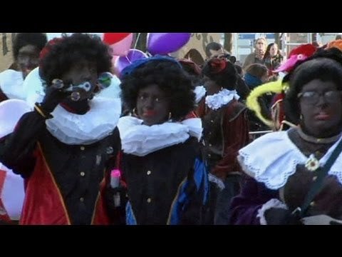 Dutch tradition caught in racist accusations Mp3