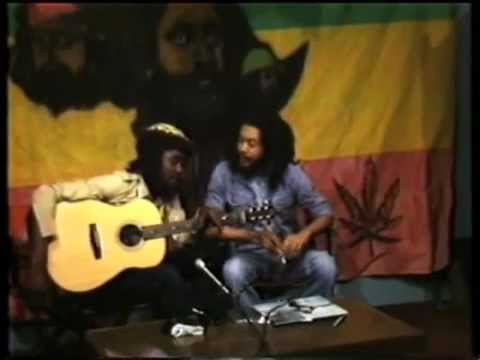 PETER TOSH  , Interview 1979