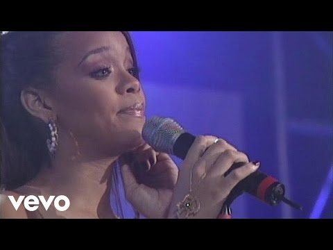 Rihanna - Unfaithful (Cingular Sounds Live)