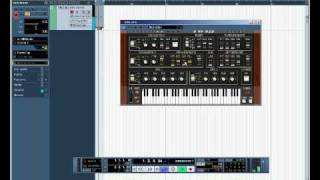 Introduction to Cubase: Getting Started with VST Instruments, part 2(, 2009-10-04T00:59:27.000Z)