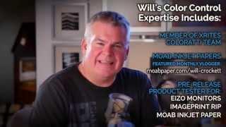 Will Crockett - Should You Shoot sRGB or AdobeRGB?