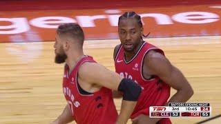 3rd Quarter, One Box Video: Toronto Raptors vs. Cleveland Cavaliers