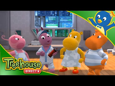 The Backyardigans (HD) - Episode 61-65 - Cartoon for Kids by