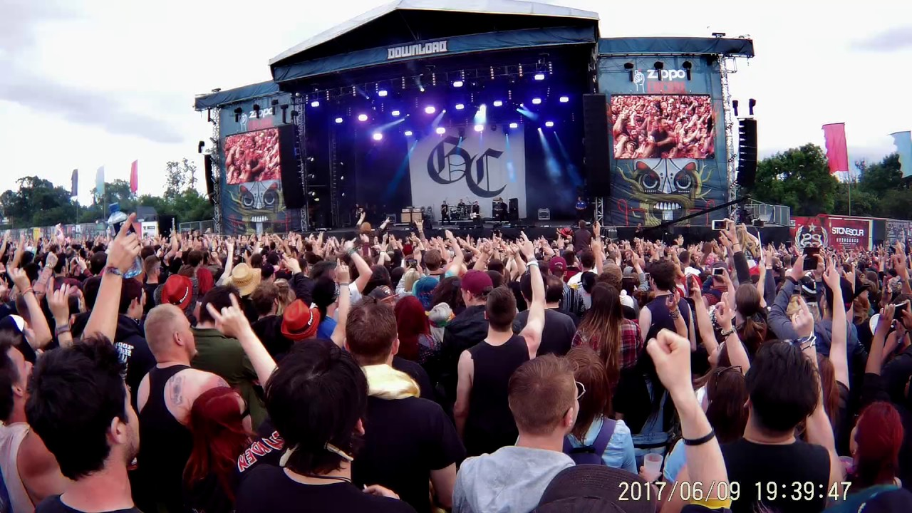 Download festival 2018 the evening show with vicki mccarthy.
