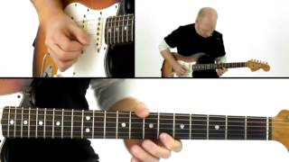 Improv Guitar Lesson - #9 Freedom Jazz Dance - Oz Noy