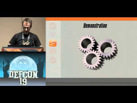 DEF CON 19 - Gregory Pickett - Port Scanning Without Sending Packets
