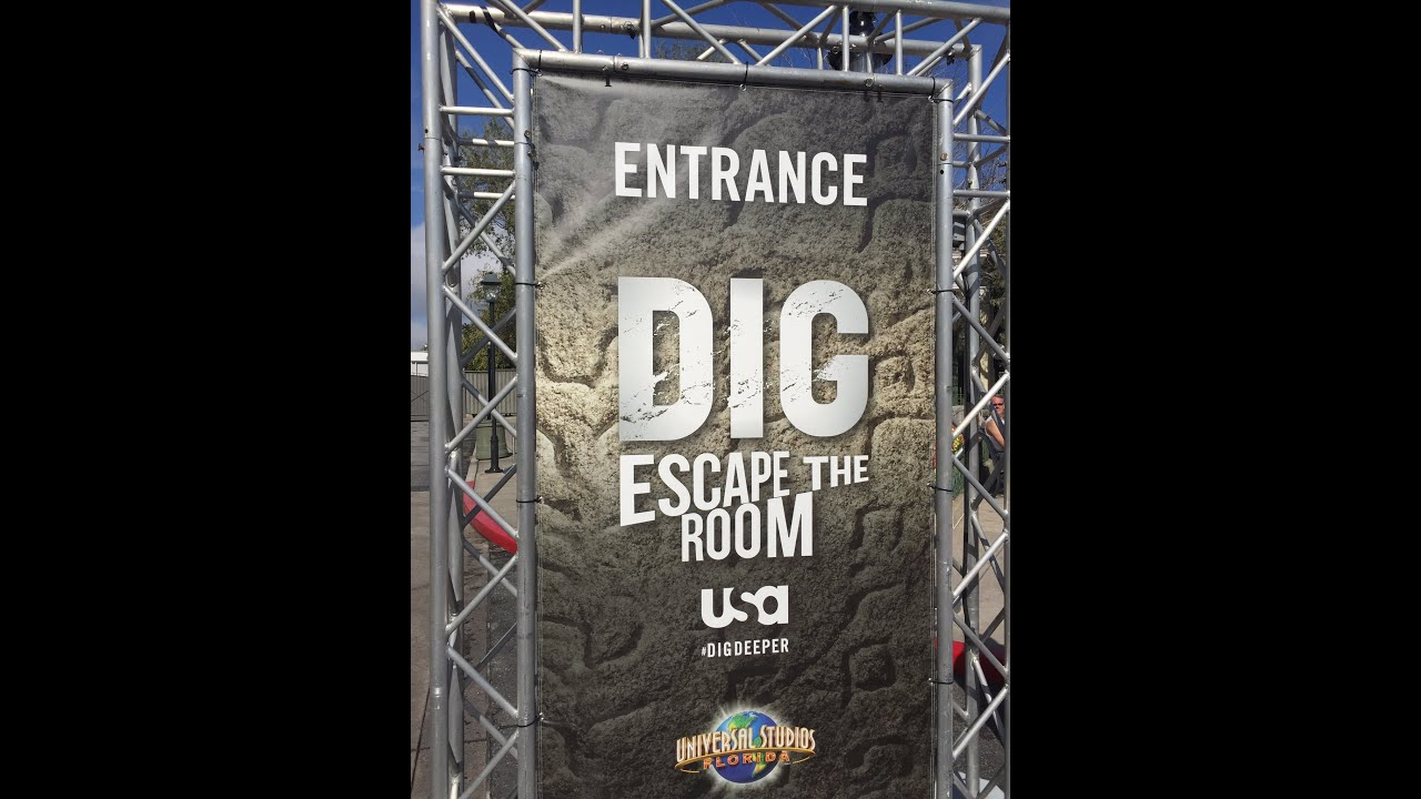 Dig Escape The Room