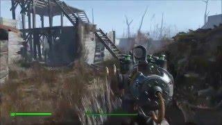 Fallout4 [初見プレイ] #15 ビッグ・ジョンの引き揚げ品/水処理場 /女性実況/natti