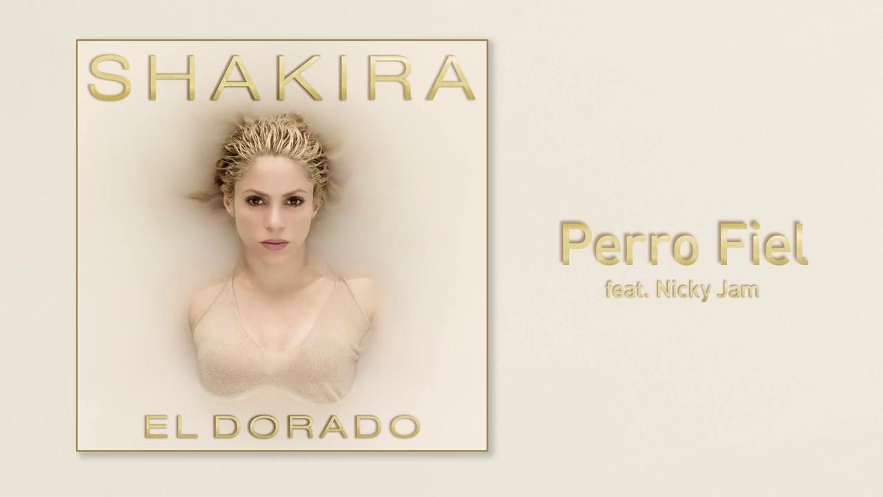 Download Shakira   Perro Fiel Audio ft  Nicky Jam
