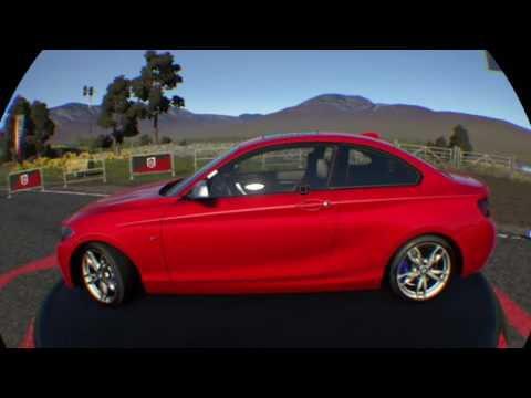 BMW M235i VR OnBoard Realidad Virtual Driveclub VR