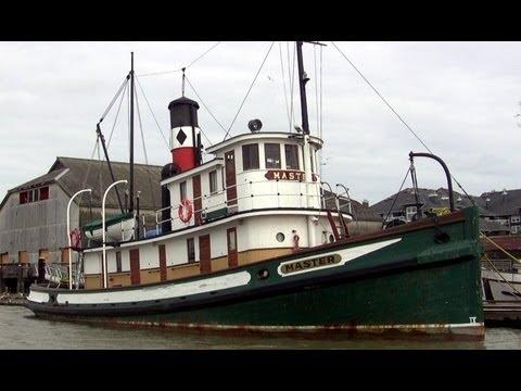 Britannia Heritage Shipyard, BC, Canada