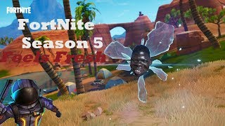 Fortnite season 5 Is A Breath Of Fresh Air... But Not Really
