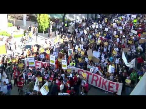 Voices from the Oakland General Strike ❘ *LeftBay99*