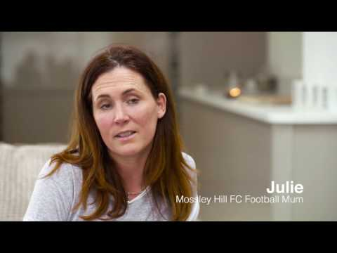 Coleen Rooney launches the 2017 McDonald's Football Mum of the Year Award