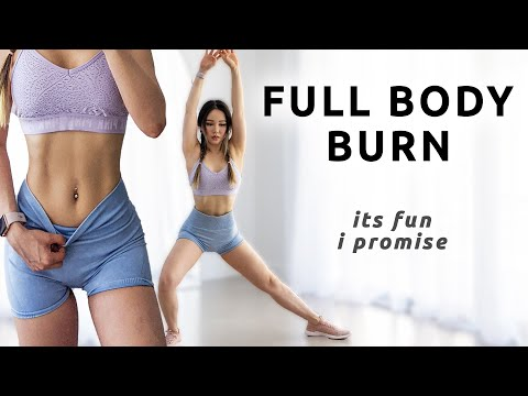 Full Body Workout | No Equipment At Home & Effective
