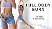 bodyrock fat burn challenge ziua 28