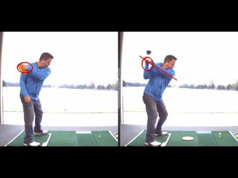 Moe Norman Single Plane Lead Arm Motion
